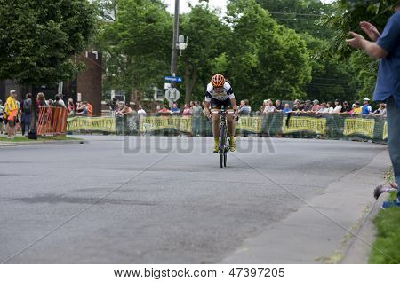 Ramsden Wins Best Young Rider At Uptown