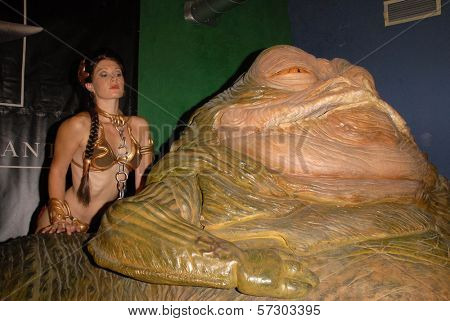 Jabba Images, Illustrations, Vectors - Jabba Stock Photos ... Jabba The Hutt And Leia