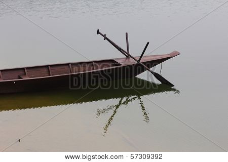 Boat From The Side