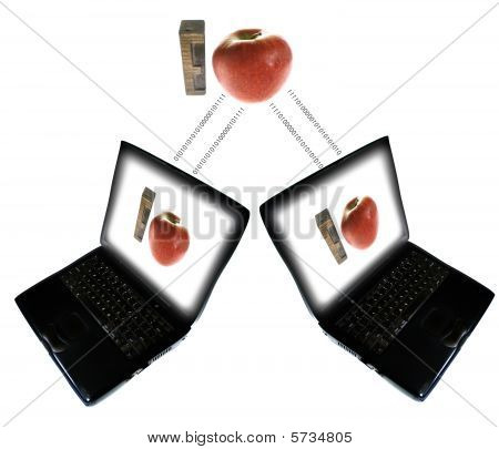 E-learning Distance Internet Information