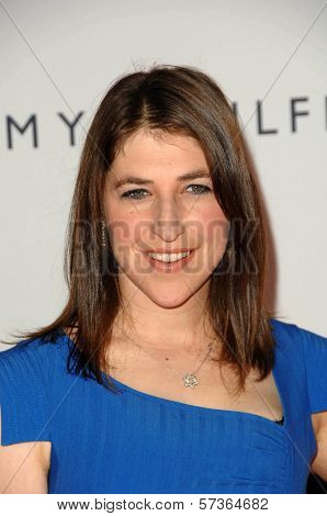 Mayim Bialik at the 17th Annual Race To Erase MS, Century Plaza Hotel, Century City, CA 05-07-10