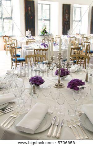 Table Setting Cutlery