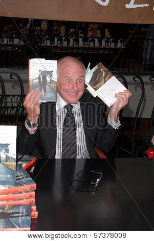 Jerry Weintraub at a celebration of Jerry Weintraub's New Book