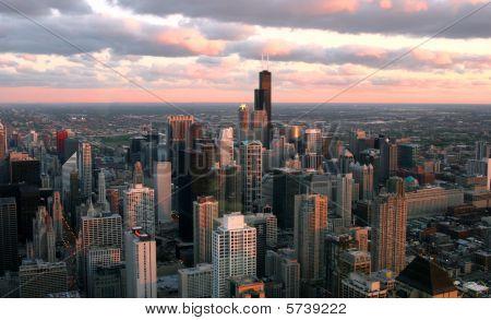 Chicago Hancock Building