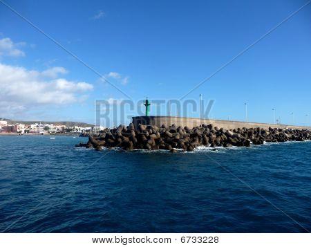 Lugar Aquamarina Pier