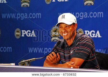 Interviewing Tiger