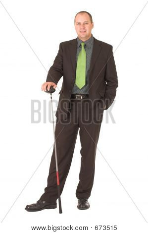 Business Golfer