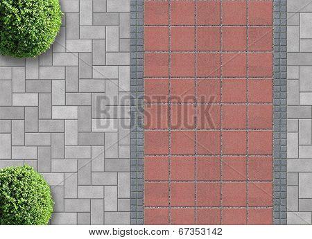 gardening exterior detail