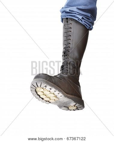 Stomping Boot