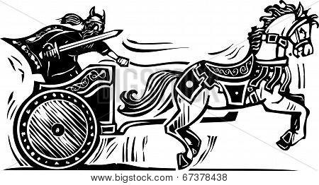 Viking Chariot