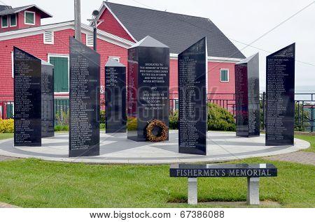 The Fishermens Memorial