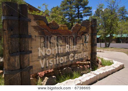 North Rim Visitor Center