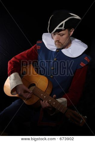 Men With A Guitar (The Troubadour),