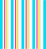 Strip pattern, pastel colors. Vector illustration on white background poster