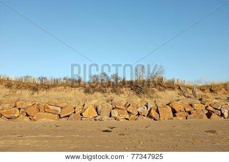 Coastal Erosion Defenses.