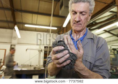 Workers Hands