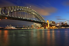 The World Famous Sydney Harbor
