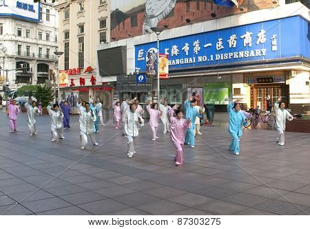 Tai Chi Shanghai