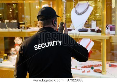 Jewelery Security