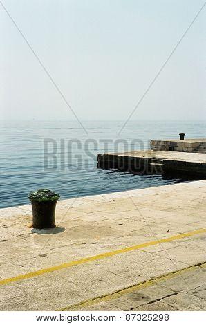 Port of Opatija, Primorje-Gorski Kotar county, Croatia