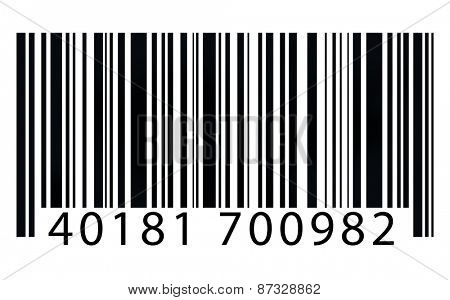 Bar Code Merchandise Price Tag Data Digital Concept
