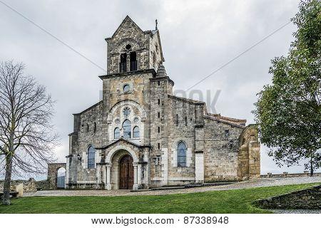 Parochial Church Of San Vicente Martir And San Sebastian, Frias Burgos
