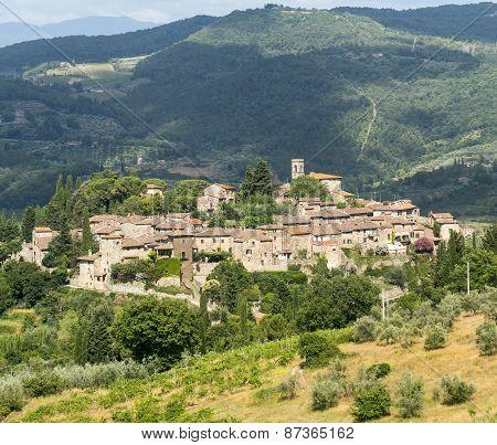 Montefioralle (chianti, Tuscany)