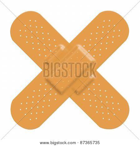 Bandage Cross