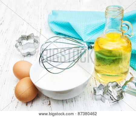 Baking Ingredients
