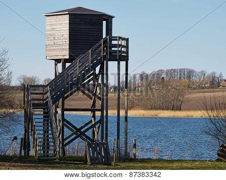 Bird Watching Tower
