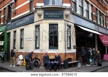 Monmouth Coffee Store