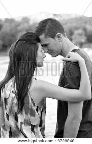 Emotional Couple