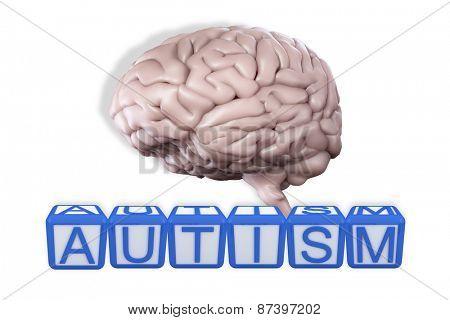 Autism building blocks against brain
