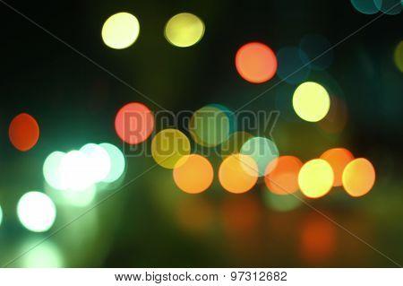 Blurred Lights Set