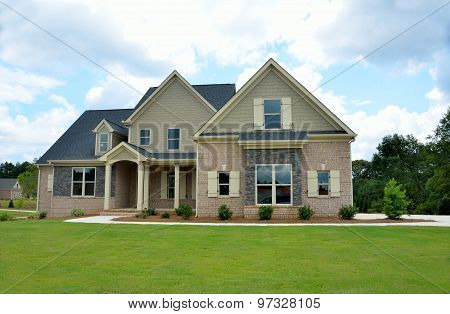 New Upscale Home for Sale