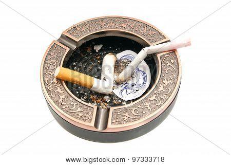 Hazards Of Smoking On White