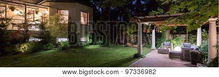 Villa With Patio