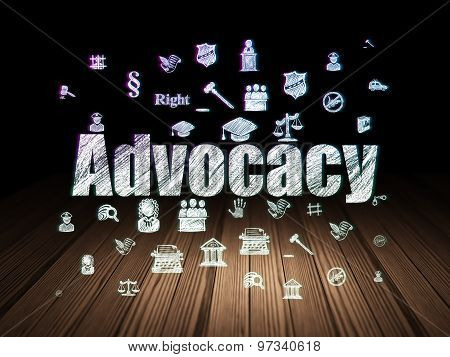 the concept of advocacy Defining advocacy mr emmanuel kallonga of haki kazi catalyst started the presentation by defining the concept of advocacy advocacy.