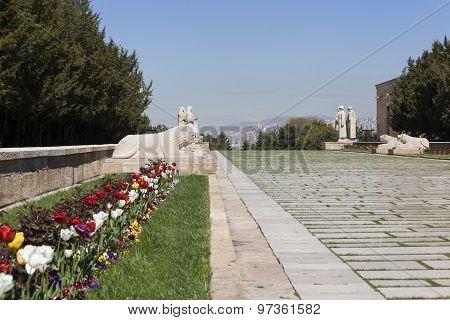 ANKARA, TURKEY - MAY 05, 2015: Photo of