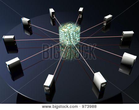 Data Servers, Vitual Reality