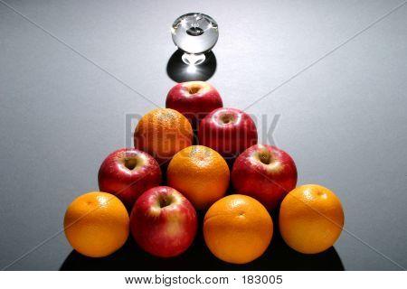 Apples Oranges N Glass Apple 02