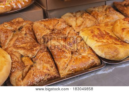 Puff Pastry With Filling
