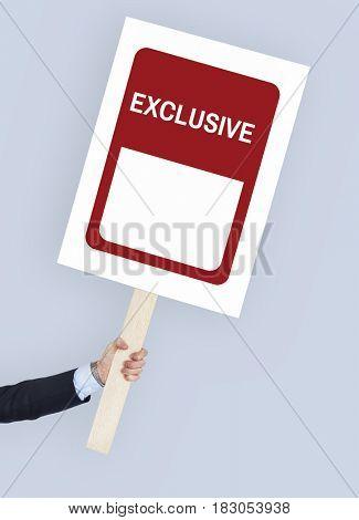 Original Premium Guaranteed Quality Banner Graphic