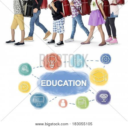 Education Knowledge Wisdom Learning Study Graphic