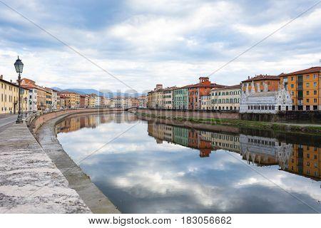 Pisa Day View, Tuscany, Italy