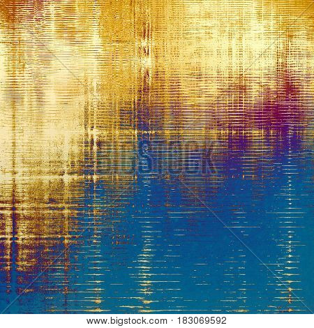 Art vintage texture, decorative grungy background. With different color patterns: yellow (beige); brown; pink; blue; purple (violet); white