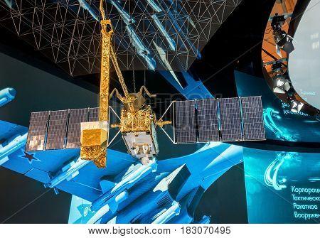International Aerospace Salon Maks-2015