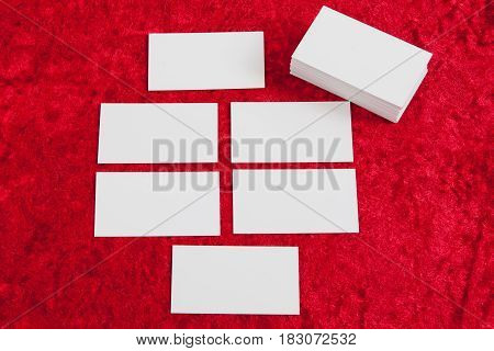 Photo Of Business Cards.