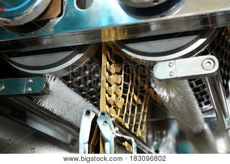 Machine Manufacture Of Gelatin Capsules. Validation Of The Machine Man. Production Of Capsules For T