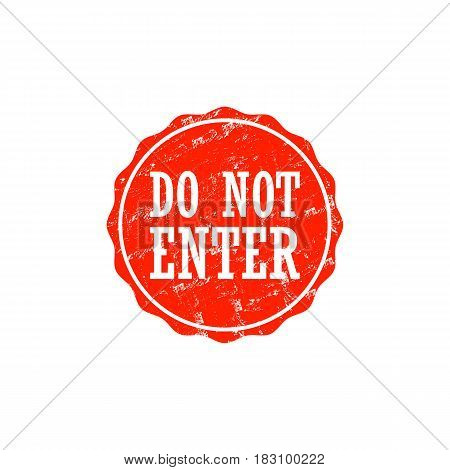Do not enter stamp vector grunge design with scratches. Color is easily changed.